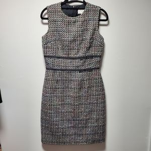 David Meister Tweed Dress Size 6